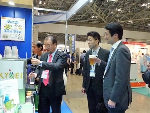 協栄産業 ジャパンテック 環境展